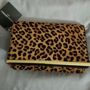 Cheetah small clutch